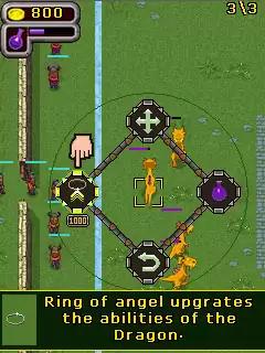 Dragon's Empire TD Java Game Image 2