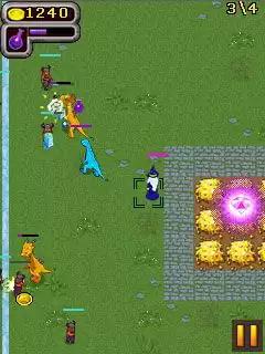 Dragon's Empire TD Java Game Image 4