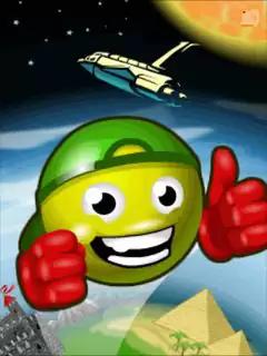 Jump Mania Java Game Image 1