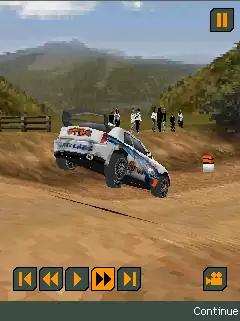 Rally Master Pro Java Game Image 3
