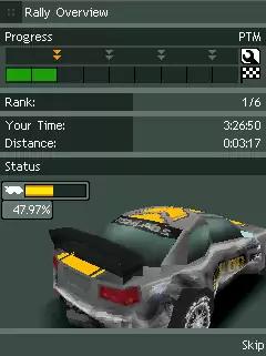 Rally Master Pro Java Game Image 4