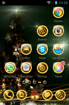 BlackXmas Icon Pack Android Theme Image 3