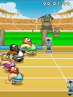 Olympic Hero Java Game Image 2