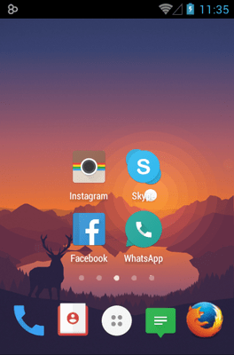 Polycon Icon Pack Android Theme Image 2