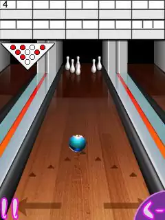 Bowling Compete Java Game Image 2