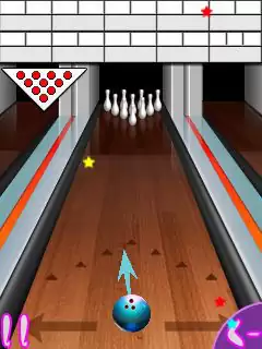 Bowling Compete Java Game Image 3