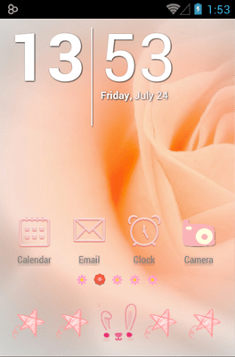 Around The World Icon Pack Android Theme Image 1