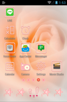 Around The World Icon Pack Android Theme Image 3