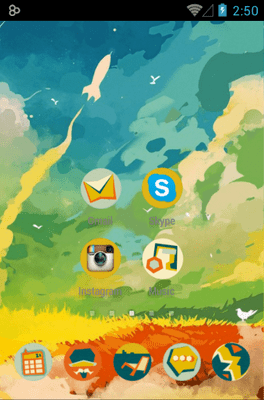 Boy Icon Pack Android Theme Image 2