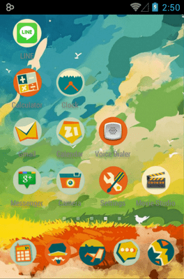 Boy Icon Pack Android Theme Image 3