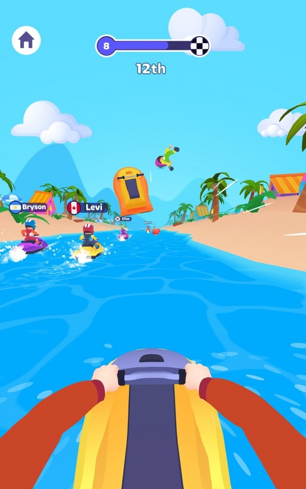 Boat Racer! Android Game Image 3