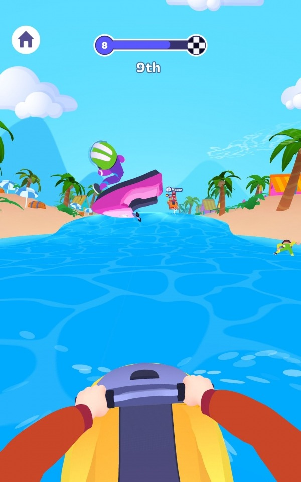 Boat Racer! Android Game Image 4