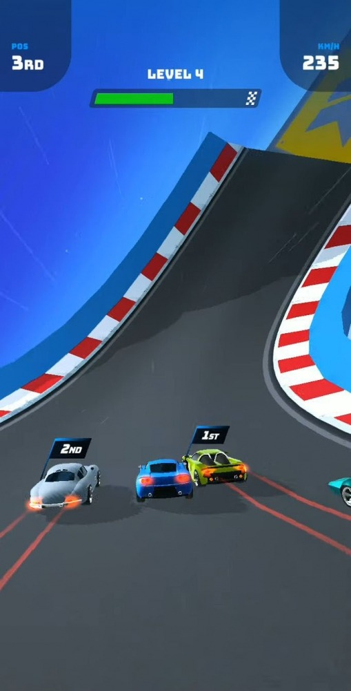 Race Master 3D - Car Racing Android Game Image 1