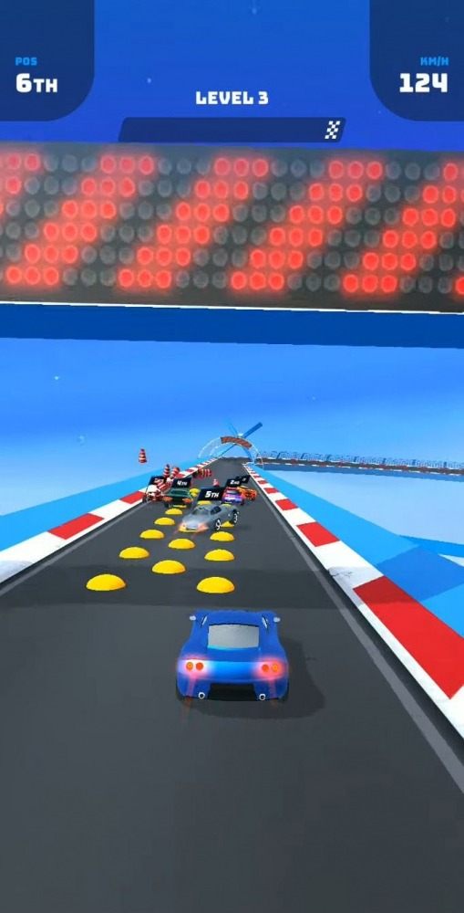 Race Master 3D - Car Racing Android Game Image 2