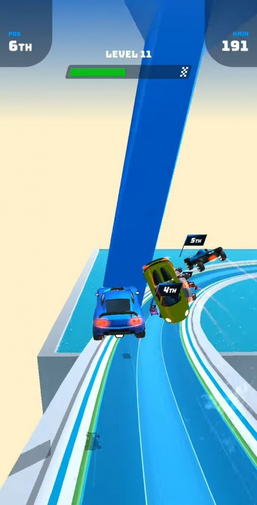 Race Master 3D - Car Racing Android Game Image 4