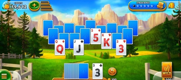 Solitaire - Harvest Day Android Game Image 2