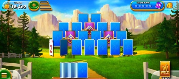 Solitaire - Harvest Day Android Game Image 4