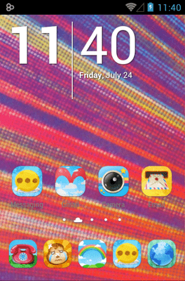 Amusing Icon Pack Android Theme Image 1