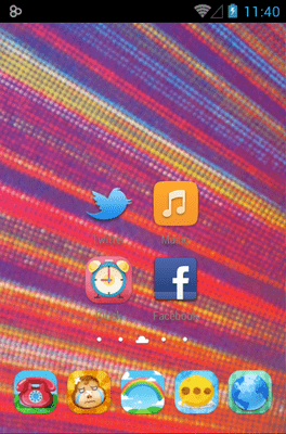 Amusing Icon Pack Android Theme Image 2