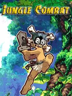 Jungle Combat Java Game Image 1