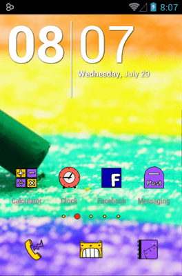 Let's Go Play Icon Pack Android Theme Image 1