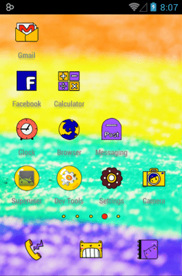 Let's Go Play Icon Pack Android Theme Image 3