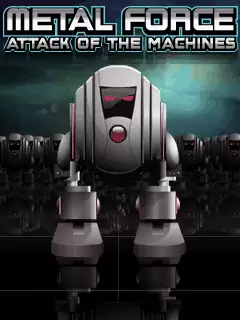 Metal Force: Attack Of The Machines Java Game Image 1