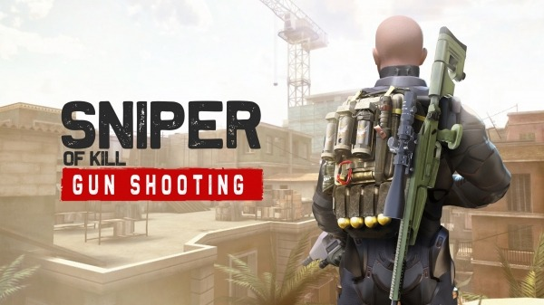 Sniper Of Kill: Gun Shooting Android Game Image 1
