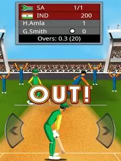Cricket Fever Java Game Image 4