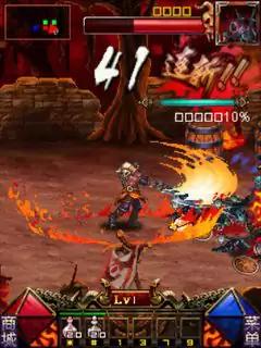 Dungeon Hero: Dark Alliance Java Game Image 3