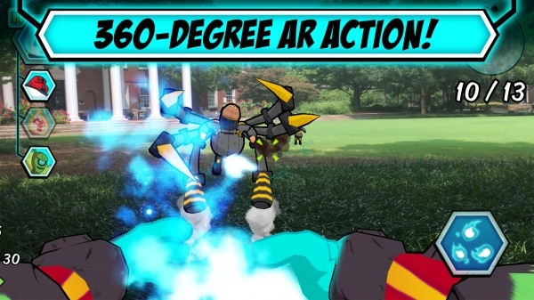 Ben 10: Alien Experience Android Game Image 1