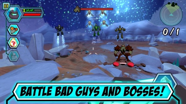 Ben 10: Alien Experience Android Game Image 2