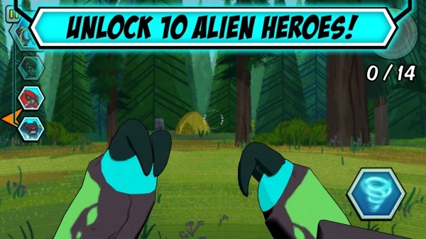 Ben 10: Alien Experience Android Game Image 3