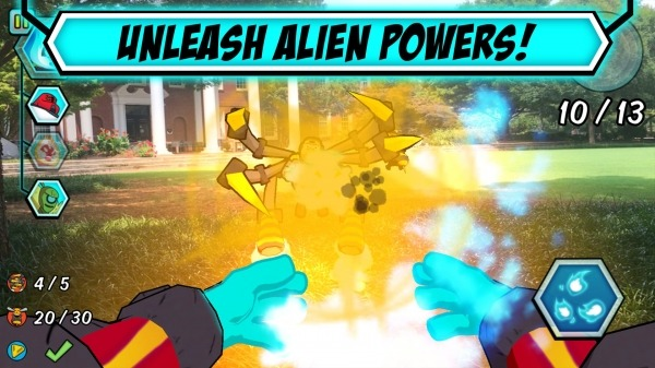 Ben 10: Alien Experience Android Game Image 4