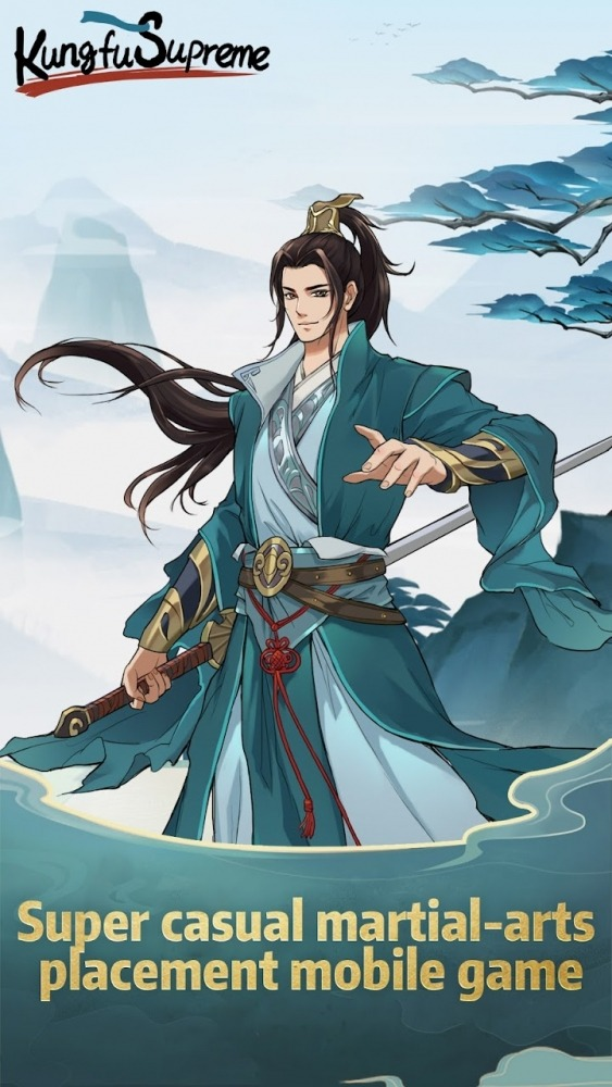Kung Fu Supreme Android Game Image 1