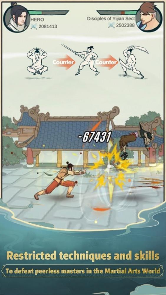 Kung Fu Supreme Android Game Image 2