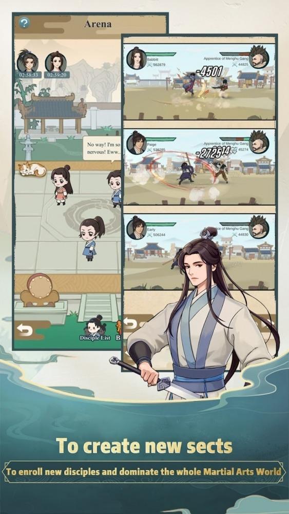 Kung Fu Supreme Android Game Image 3