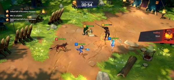Summoners War: Lost Centuria Android Game Image 3