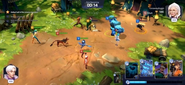 Summoners War: Lost Centuria Android Game Image 4