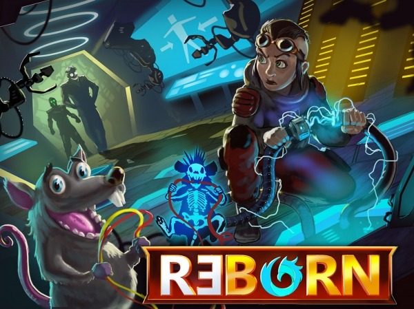 Adventure Reborn: Story Game Point And Click Android Game Image 1