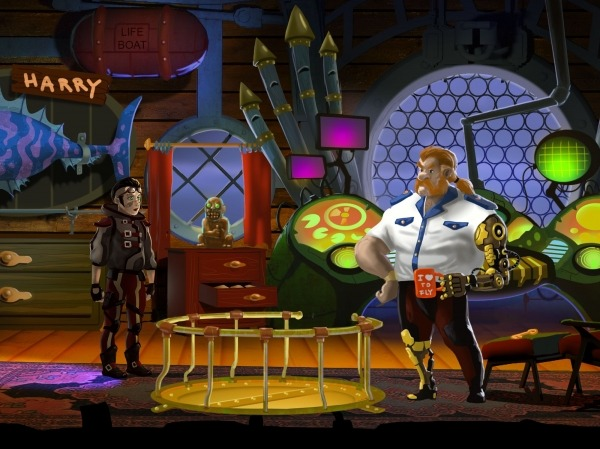 Adventure Reborn: Story Game Point And Click Android Game Image 3