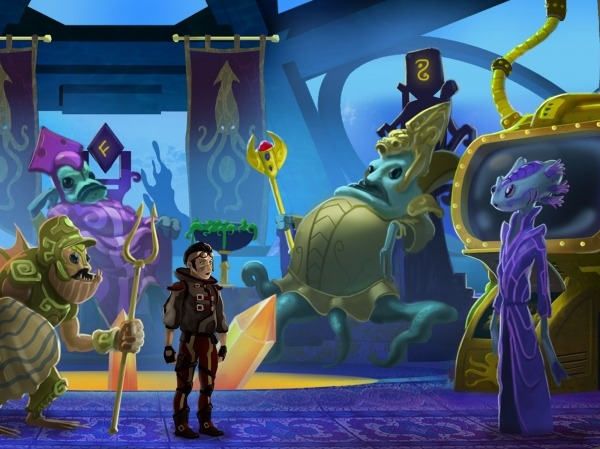 Adventure Reborn: Story Game Point And Click Android Game Image 4