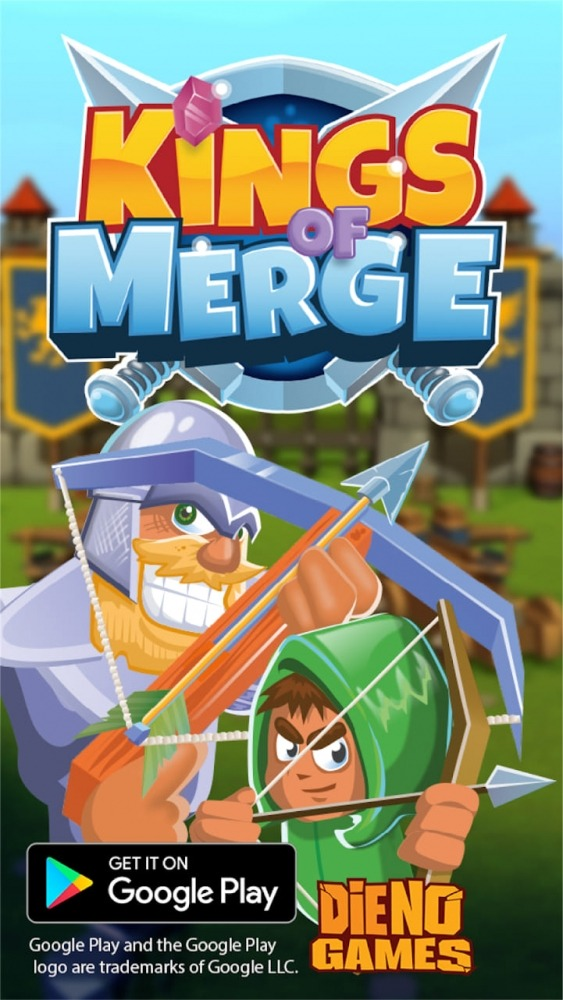 Kings Of Merge Android Game Image 1
