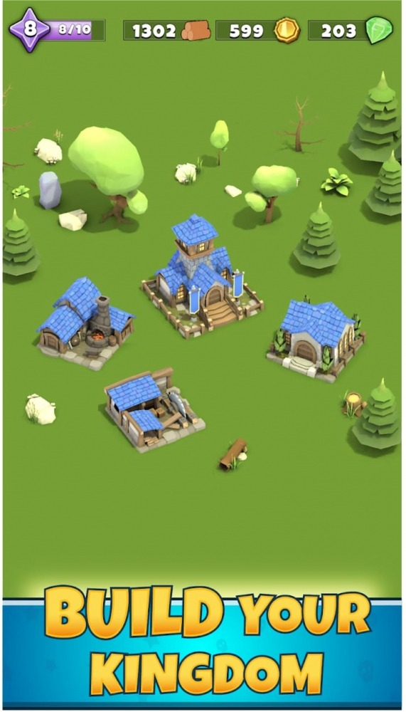 Kings Of Merge Android Game Image 4