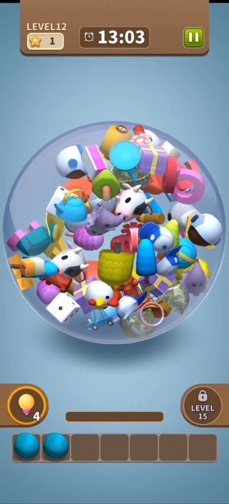 Match Triple Bubble - Match 3D & Master Puzzle Android Game Image 1