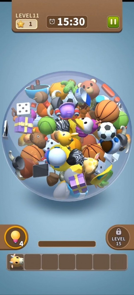 Match Triple Bubble - Match 3D & Master Puzzle Android Game Image 2