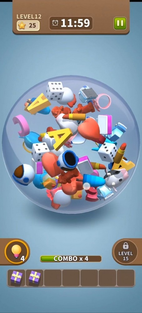 Match Triple Bubble - Match 3D & Master Puzzle Android Game Image 4