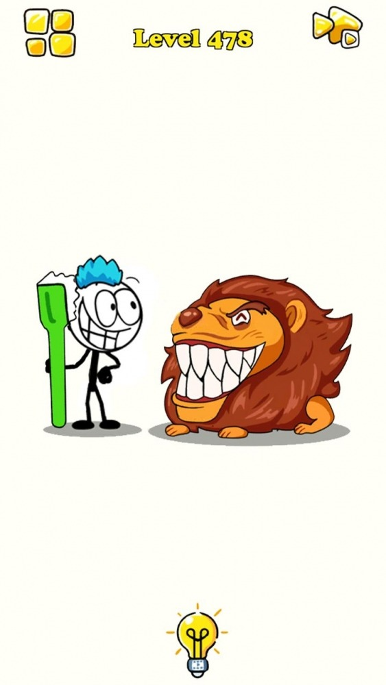 Troll Master 2 - Delete One Part Android Game Image 1