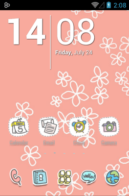 TossyWay Icon Pack Android Theme Image 1