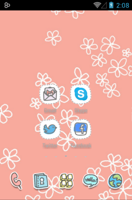 TossyWay Icon Pack Android Theme Image 2